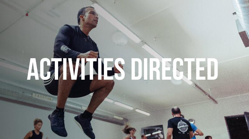 Activities Directed