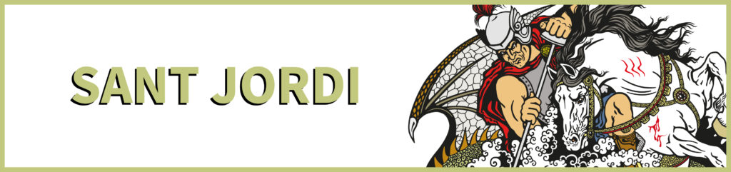 Sant Jordi 2018 header
