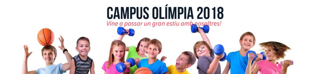 Campus Olímpia 2018 header