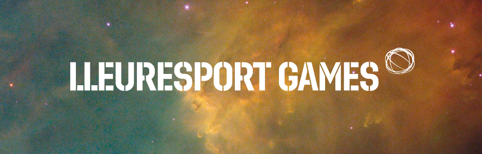 LLEURESPORT GAMES HEADER