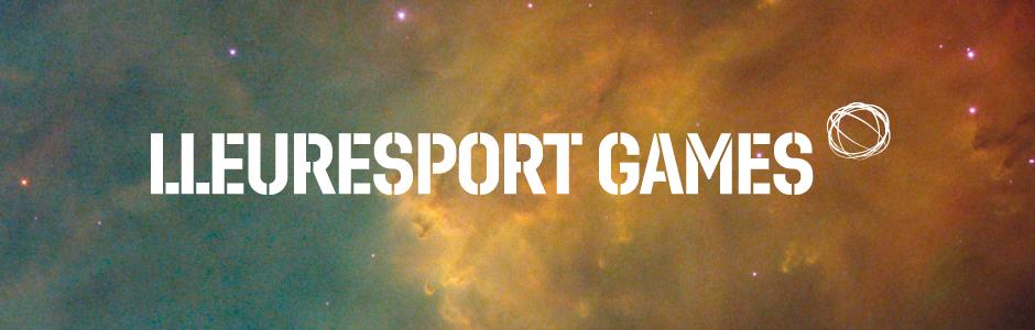 Lleuresport games header
