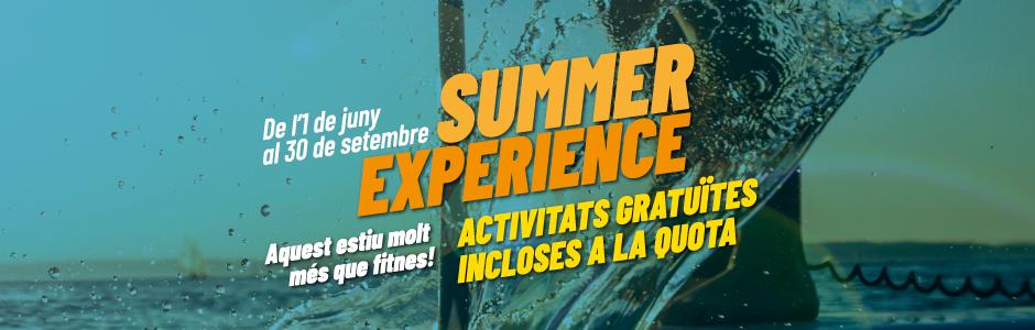 summer experience header